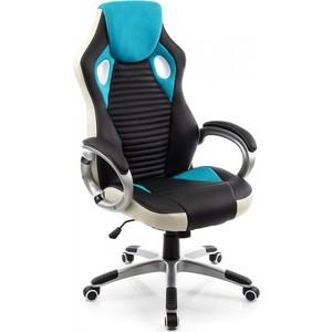 Компьютерное кресло Woodville Roketas голубое