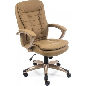 Компьютерное кресло Woodville Palamos бежевое