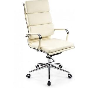 Компьютерное кресло Woodville Samora кремовое