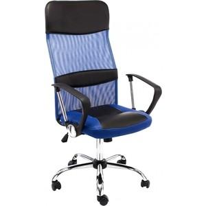 Компьютерное кресло Woodville Arano синее printio синее сердце