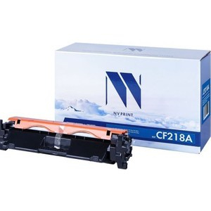 Картридж NVPrint CF218A 1400 стр. с чипом