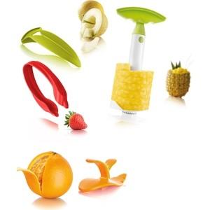 Набор из 4 устройств для чистки и нарезки фруктов Tomorrows Kitchen (48892606)