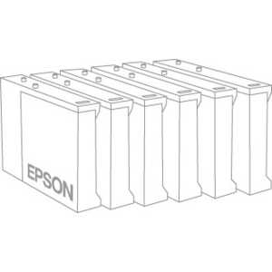 Набор картриджей Epson LX-300/300+(C13S015614BA)