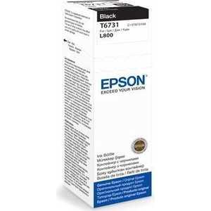 Чернила Epson Stylus Photo L800 черный (C13T67314A)