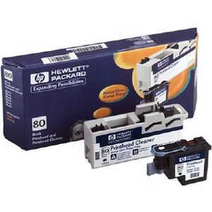 Печатающая головка HP №80 для DesignJet 1050c/1055cm (C4820A) картридж hp c4871a черный для designjet 1050c 1055cm