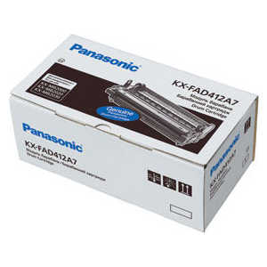 Фотобарабан Panasonic KX-FAD412A7 для KX-MB2000/2010/2020/2030 panasonic kx tg1611rur dect phone digital cordless telephone wireless phone system home telephone