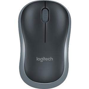 цена на Мышь Logitech M185 Grey-Black (910-002238)