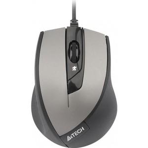 лучшая цена Мышь A4Tech N-600X-2 Grey