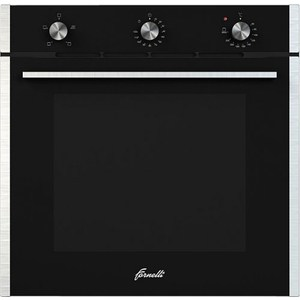 Электрический духовой шкаф Fornelli FEA 60 SOPRANO IX/Bl цена