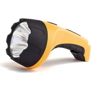 Фонарь Яркий луч LA-20 аккумуляторный (светодиод 2W - 2 режима) ручной фонарь яркий луч la 07 желтый [4606400104292]