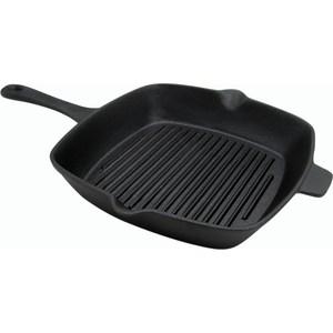 Сковорода-гриль чугун 27,5х25 см Myron cook Tradition 2 (MC7274)