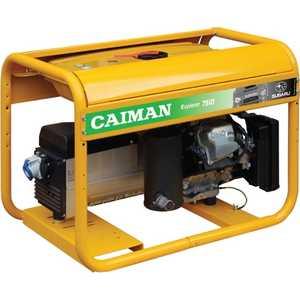Генератор бензиновый Caiman Explorer 7510XL27 DE генератор бензиновый caiman leader 10500xl21 de