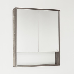 Фото - Зеркальный шкаф Style line Экзотик 65 бетон (2000949083735) бетон