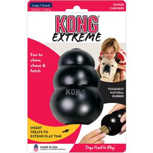 Игрушка KONG Extreme Large большая 10х6см очень прочная для собак