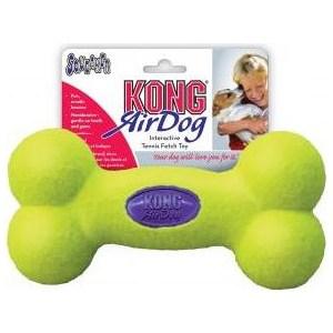 Игрушка KONG Air Squeaker Bone Large Косточка большая 23см для собак