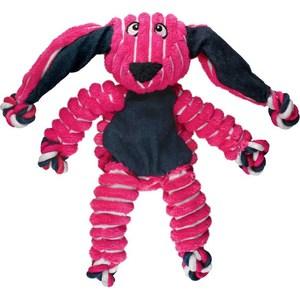 Игрушка KONG Floppy Knots Bunny Small/Medium Dog Кролик малый 23х14см для собак мелких и средних пород