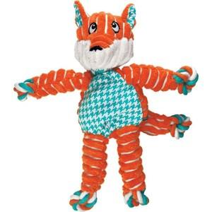 Игрушка KONG Floppy Knots Fox Small/Medium Dog