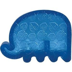 Игрушка KONG Squeezz ZOO Elephant Large Слон большой 17х14см для собак игрушка kong floppy knots elephant medium large dog слон большой 36х19см для собак средних и крупных пород