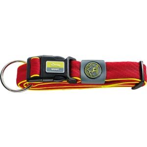 Ошейник Hunter Collar Maui Vario Plus S (32-45cм) сетчатый текстиль красный для собак