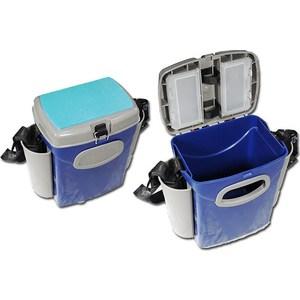 Ящик для зимней рыбалки A-Elita малый Sport (пластик, органайзер, отделение под удочку)