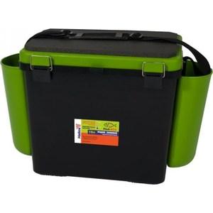 Ящик для зимней рыбалки Тонар Helios FishBox 19 л. helios ледобур helios hs 150d тонар