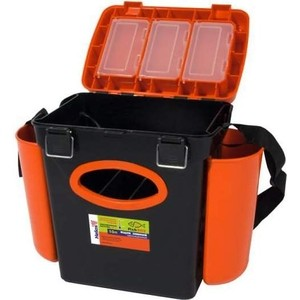 купить Ящик для зимней рыбалки Тонар Helios FishBox односекционный 10 л. онлайн