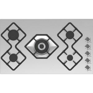 лучшая цена Газовая варочная панель RICCI RGN-KA5041IX
