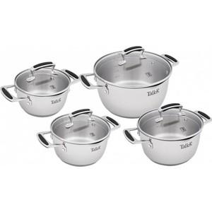 Набор посуды 9 предметов Taller Льюис (TR-1071) цена 2017