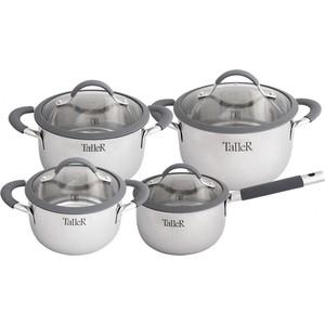 Набор посуды 8 предметов Taller Мэриден (TR-7160) набор посуды rainstahl 8 предметов 0716bh