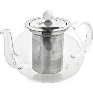 Фото - Чайник заварочный 0.8 л Taller (TR-1370) заварочный чайник 1 2 л vitesse vs 4006