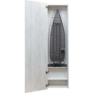 Встроенная гладильная доска Shelf.On Iron Box Eco (Айрон Бокс Эко) распашная беленый дуб лево