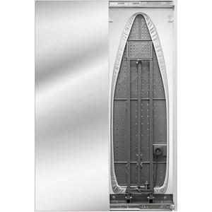 Встроенная гладильная доска Shelf.On Iron Slim (Айрон Слим) купе выбеленый дуб лево