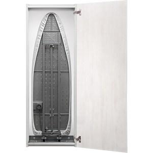 Встроенная гладильная доска Shelf.On Iron Slim (Айрон Слим) распашная беленый дуб право