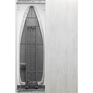 Встроенная гладильная доска Shelf.On Iron Slim Eco (Айрон Слим Эко) купе беленый дуб право