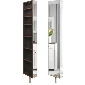 Поворотный зеркальный шкаф Shelf.On Зум Шелф венге поворотный зеркальный шкаф shelf on зум шелф эко молочный дуб