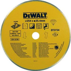 Диск алмазный DeWALT 250х25.4мм универсальный (DT3734) Городище инструментов