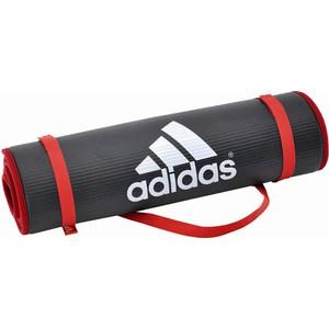 Коврик для фитнеса Adidas (мат) ADMT-12235 отзывы покупателей специалистов владельцев  - купить со скидкой