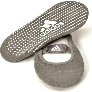 цена на Носки противоскользящие Adidas для Йоги Yoga Socks (ADYG-30101GR) S/M