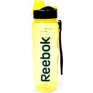 Бутылка для воды Reebok 750 мл RABT-P75YLREBOK (желтая)