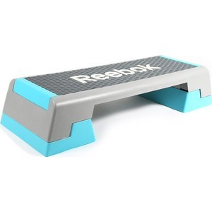 Степ-платформа Reebok RAP-11150BL step серый