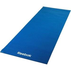 Коврик для йоги Reebok RAYG-11022BL (мат) синий 4мм