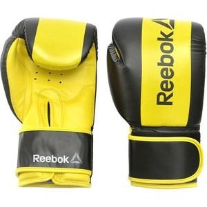 Перчатки боксерские Reebok RSCB-11112YL Retail 12 oz Boxing Gloves - Yellow купить недорого низкая цена  - купить со скидкой