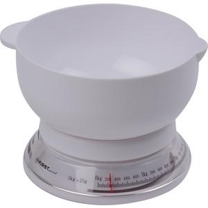 Весы кухонные FIRST FA-6421 White first fa 6400 2 wi white кухонные весы