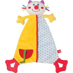 Игрушка-комфортер Happy Baby Кот (330354)