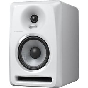 Полочная акустика Pioneer S-DJ50X-W акустический комплект pioneer s p01 lr w