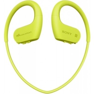 MP3 плеер Sony NW-WS623 green mp3 плеер sony nw ws623 blue