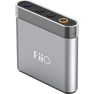Фото - Усилитель для наушников FiiO A1 звуковая карта creative sound blaster e1 усилитель для наушников