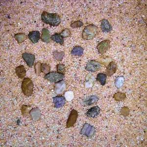 Грунт Hydor H2Show Ancient Gravel натуральный крупный песок + галька 5кг
