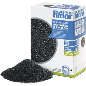 Наполнитель Hydor Activated Carbon for Fresh Water Aquarium активированный уголь для фильтров в пресноводных аквариумах 3х100г