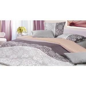 цена Комплект постельного белья Ecotex Евро, сатин, Марселла (4680017860963) онлайн в 2017 году